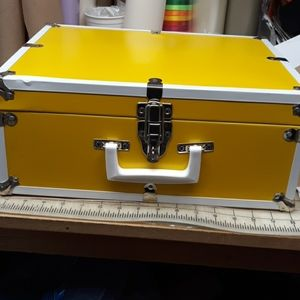 New old stock roller skate case